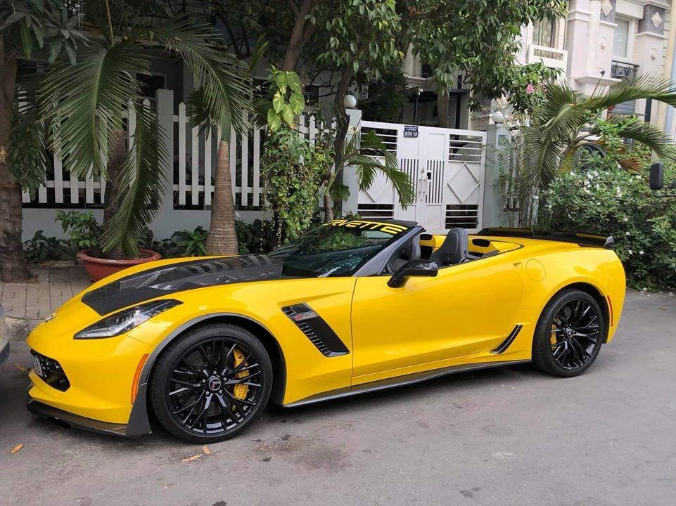 Rao bán Chevrolet Corvette Z06 Convertible hơn 4,5 tỷ đồng, chủ xe nhắn nhủ đừng ép giá