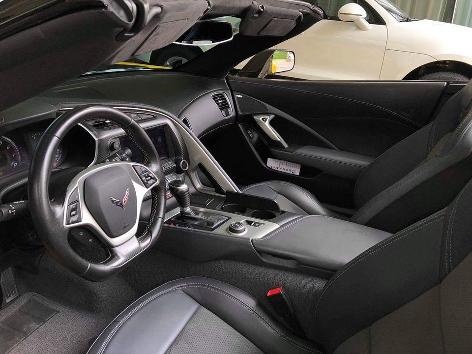 Chevrolet Corvette C7 Z06 Convertible có công suất không thua kém gì các siêu xe