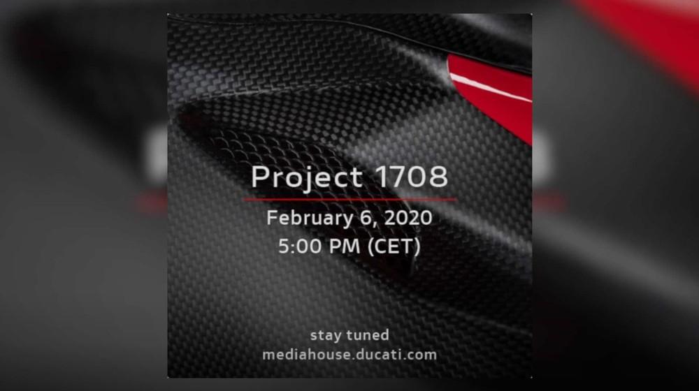 Thông tin về dự án Project 1708 sẽ được vén màn vào ngày 6/2 tới đây