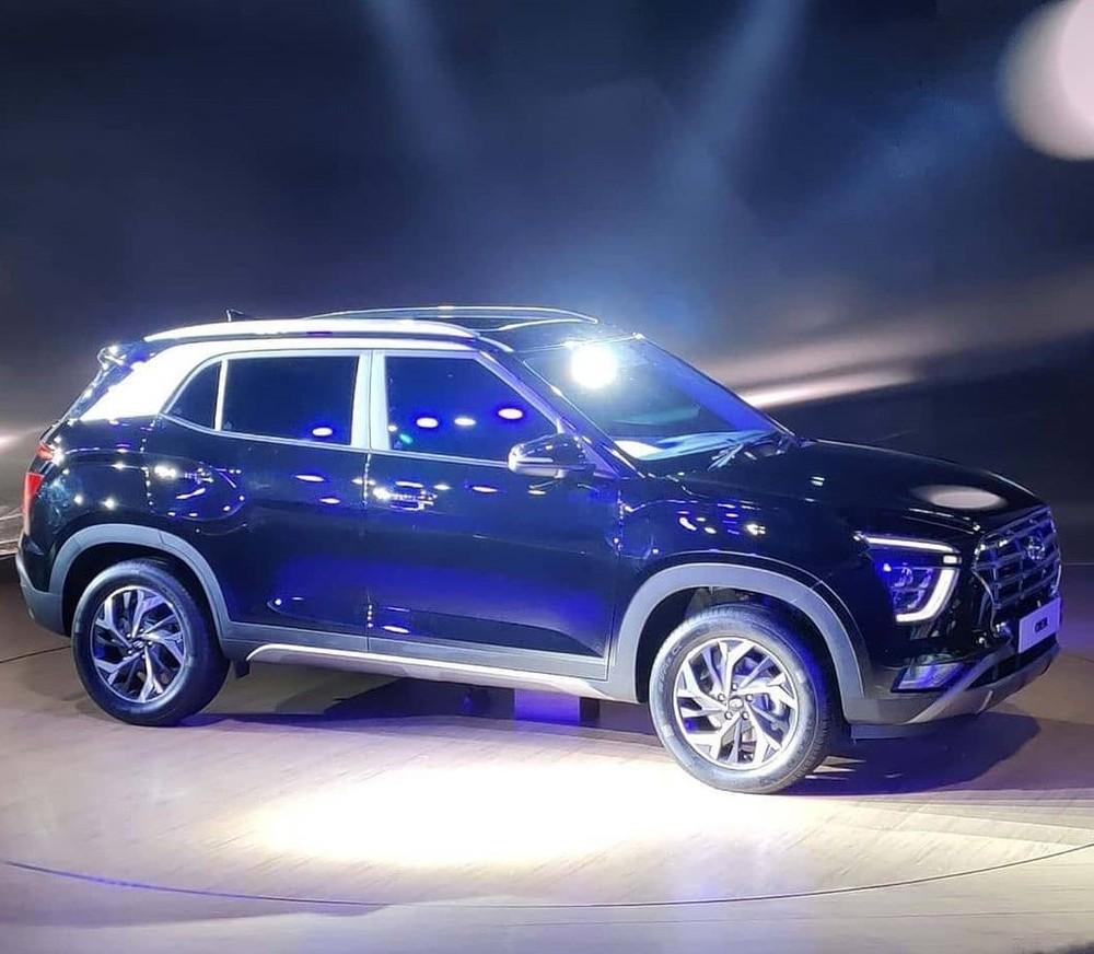 Hyundai Creta 2020 mang ngoại hình của chiếc Palisade thu nhỏ