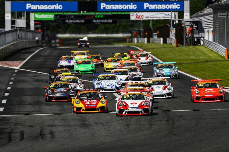 The Porsche Carrera Cup Asia will be the second sub-race for F1 VinFast Vietnam Grand Prix