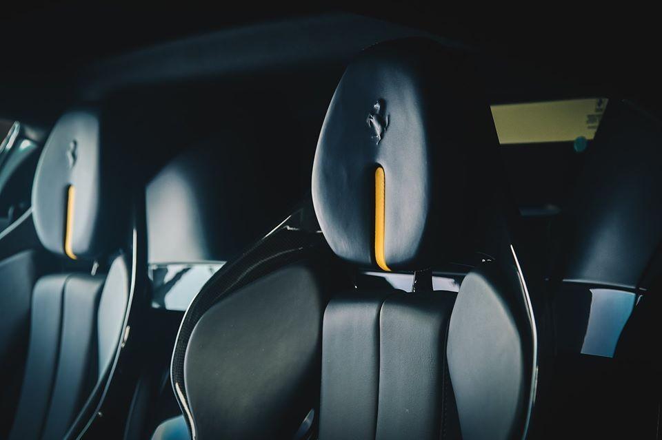 Ferrari SF90 Stradale là mẫu siêu xe thương mại hybrid hiếm hoi của hãng xe Ý