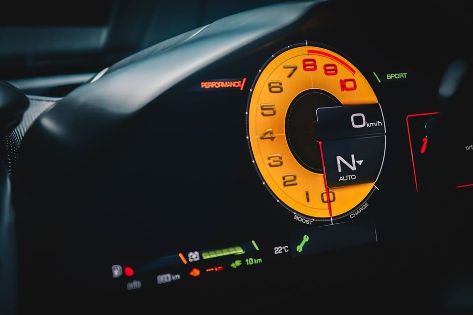 Ferrari SF90 Stradale có đến 4 chế độ vận hành