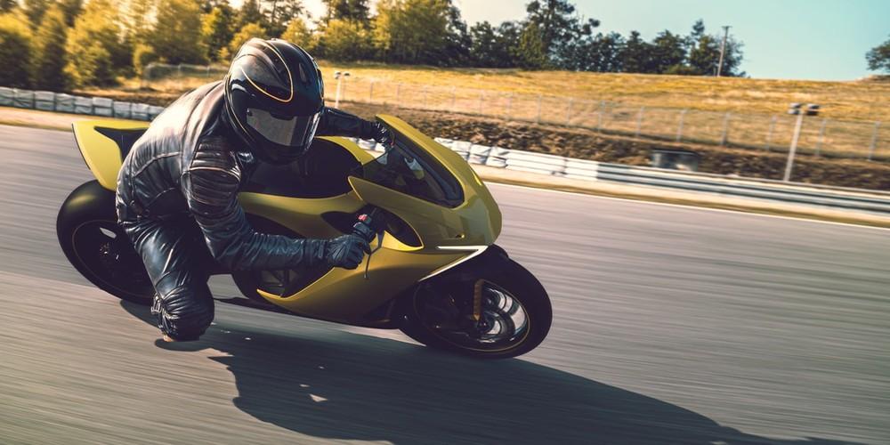 Siêu mô tô điện Damon Hypersport