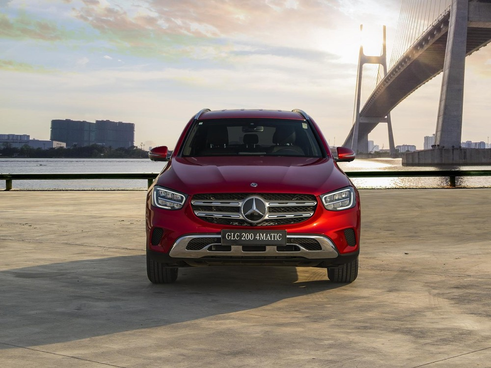 Mercedes-Benz GLC 200 4Matic 2020 mới