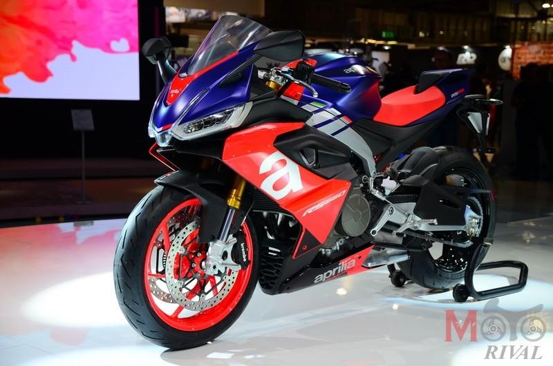 Aprilia RS660 2020 mang vẻ đẹp lộng lẫy của một chiếc Sport bike