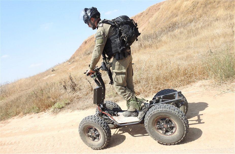 EZRaider mang thiết kế kết hợp giữa mô tô nước và xe ATV