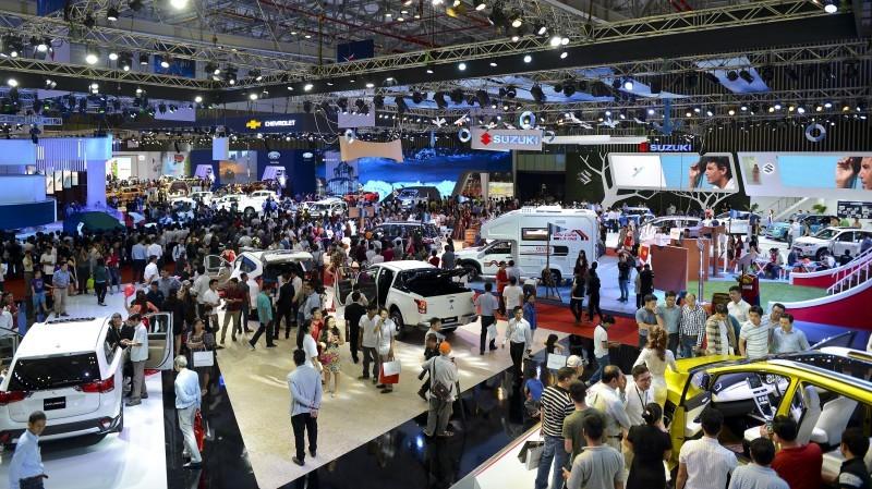Thị trường ô tô Việt Nam giảm kỷ lục trong tháng 1/2020