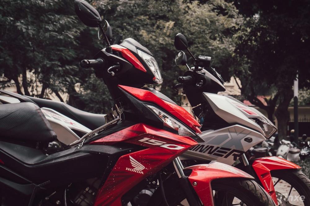 Xe Underbone có ưu điểm gọn nhẹ, tiết kiệm và linh hoạt