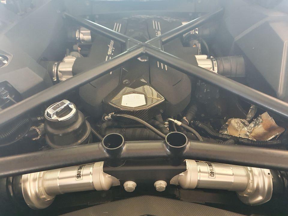 Động cơ Lamborghini Aventador LP700-4 rao bán hơn 7,1 tỷ đồng