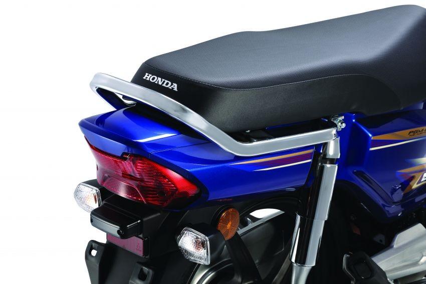 Đuôi xe Honda EX5 2020
