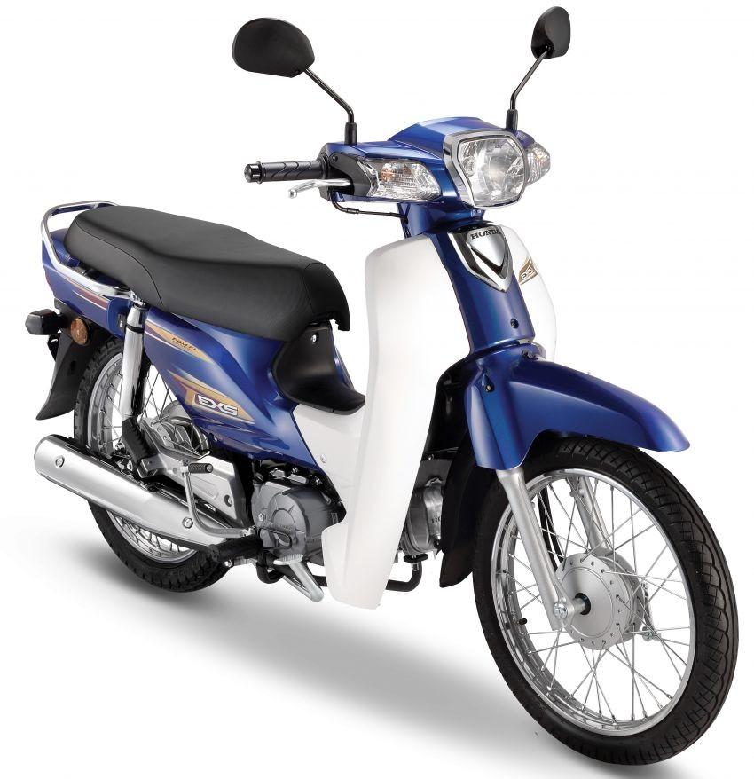 Honda EX5 2020, hay còn gọi là Honda Dream tại Việt Nam