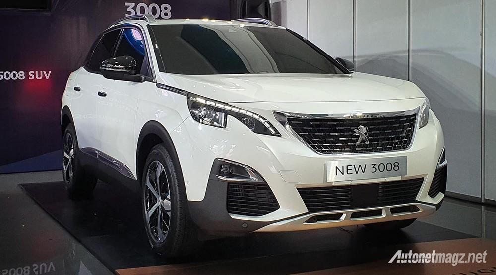 Peugeot 3008 Allure Plus 2020 sở hữu chiều dài cơ sở tăng 55 mm