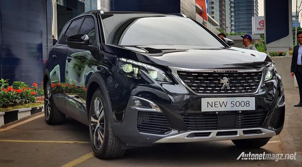 Peugeot 5008 Allure Plus 2020 ra mắt tại Indonesia