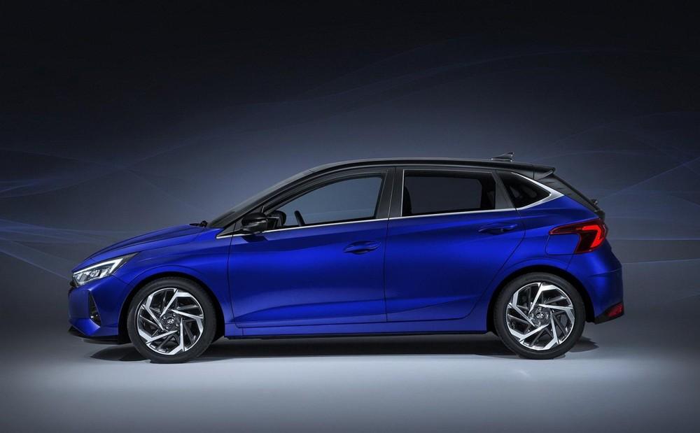 Hyundai i20 2021 has a sporty chassis design