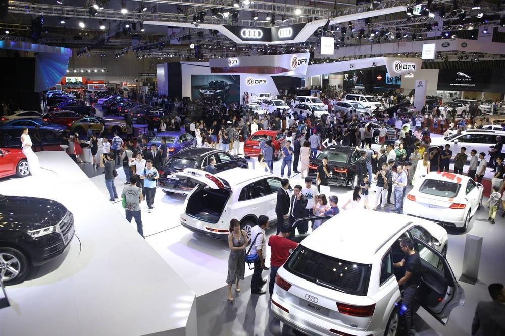 Xếp hạng sức tiêu thụ ô tô của các thị trường năm 2019 vừa qua không có gì thay đổi