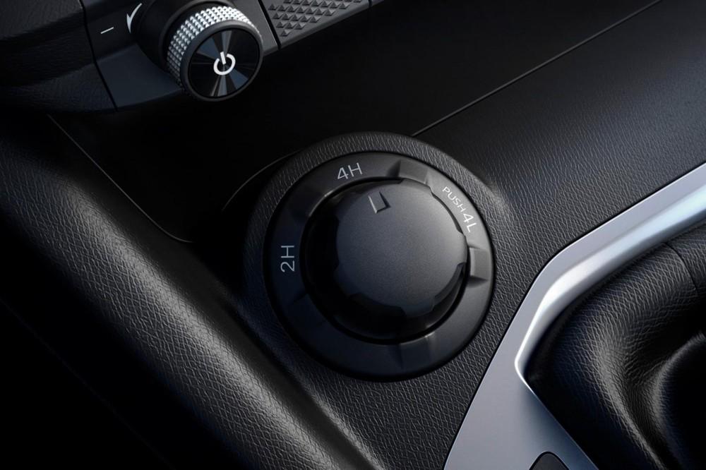 Các chế độ của hệ dẫn động 4 bánh trên Peugeot Landtrek mới