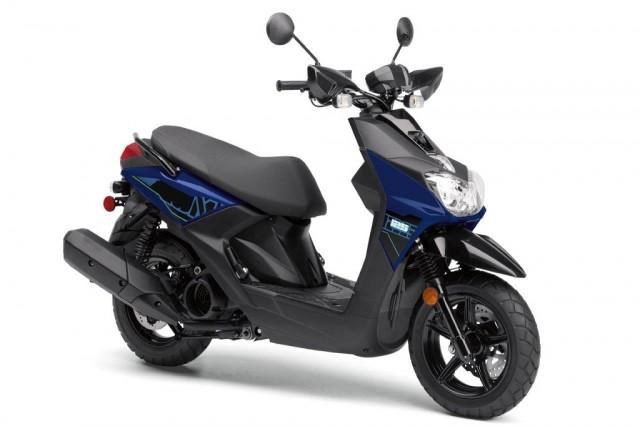Yamaha Zuma 125 2020 ra mắt với giá bán khủng