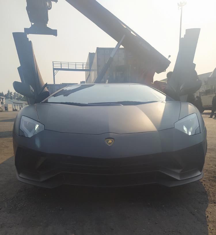 Siêu xe Lamborghini Aventador S thứ 2 về Việt Nam phá vỡ thế độc tôn của siêu bò nhà doanh nhân quận 12