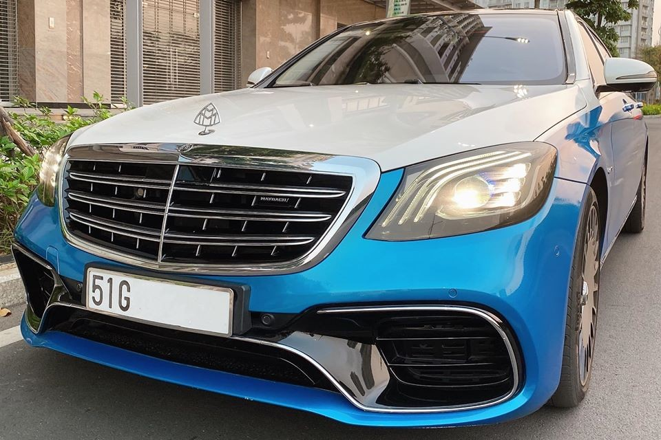 Diep Lam Anh resold Mercedes-Maybach S450 for 6.8 billion, do not forget to remind the fortune ...