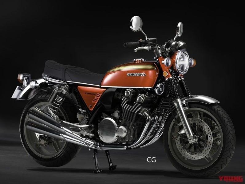 Honda CB1100F 2020