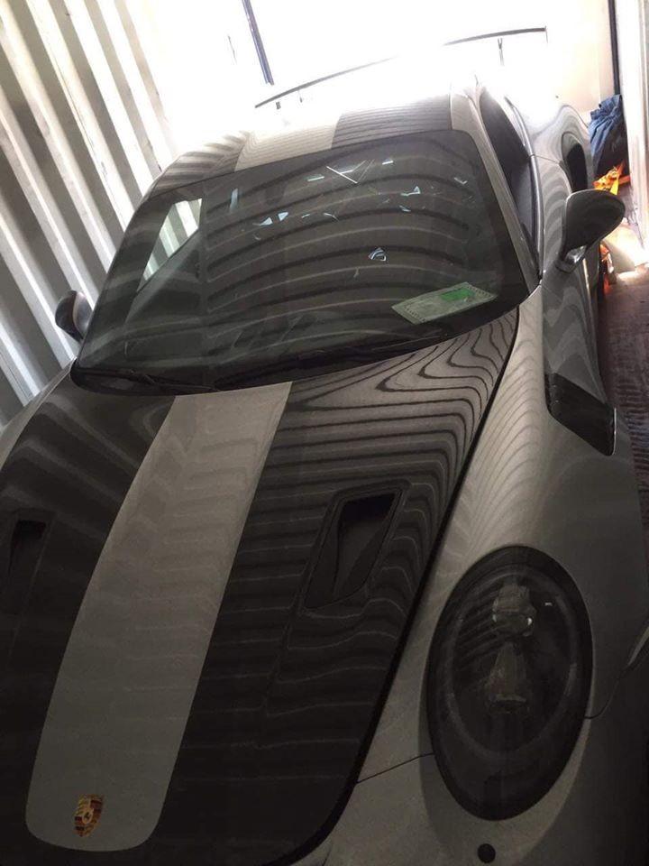 Dung nhan của siêu xe Porsche 911 GT2 RS mới về Việt Nam