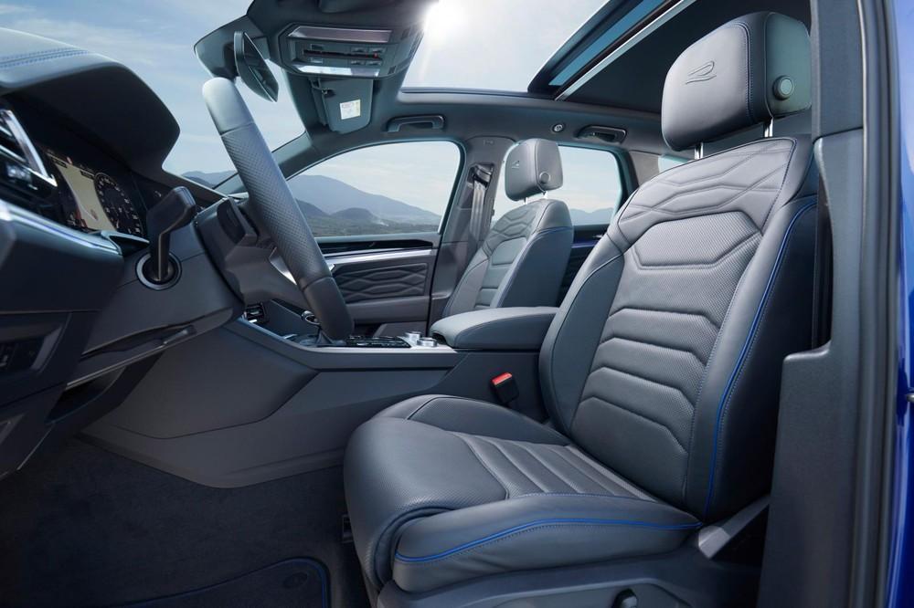 Khách hàng có nhu cầu có thể trang bị thêm cho xe nhiều tùy chọn nâng cấp khác nhau