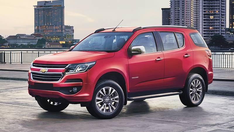 Chevrolet Trailblazer và Colorado sẽ tiếp tục được phân phối tại Việt Nam