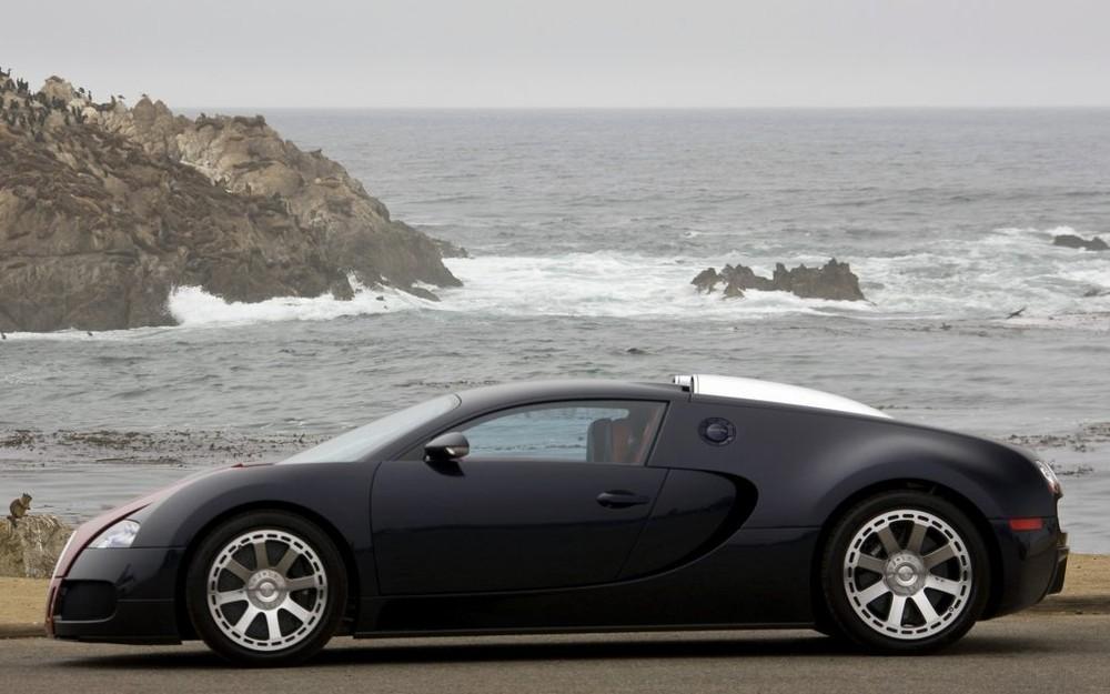 Và bộ vành hàng thửa do Hermes cũng như Bugatti chế tạo ra dành riêng cho Veyron FBG par Hermes. Chụp mâm của xe là logo H của Hermes