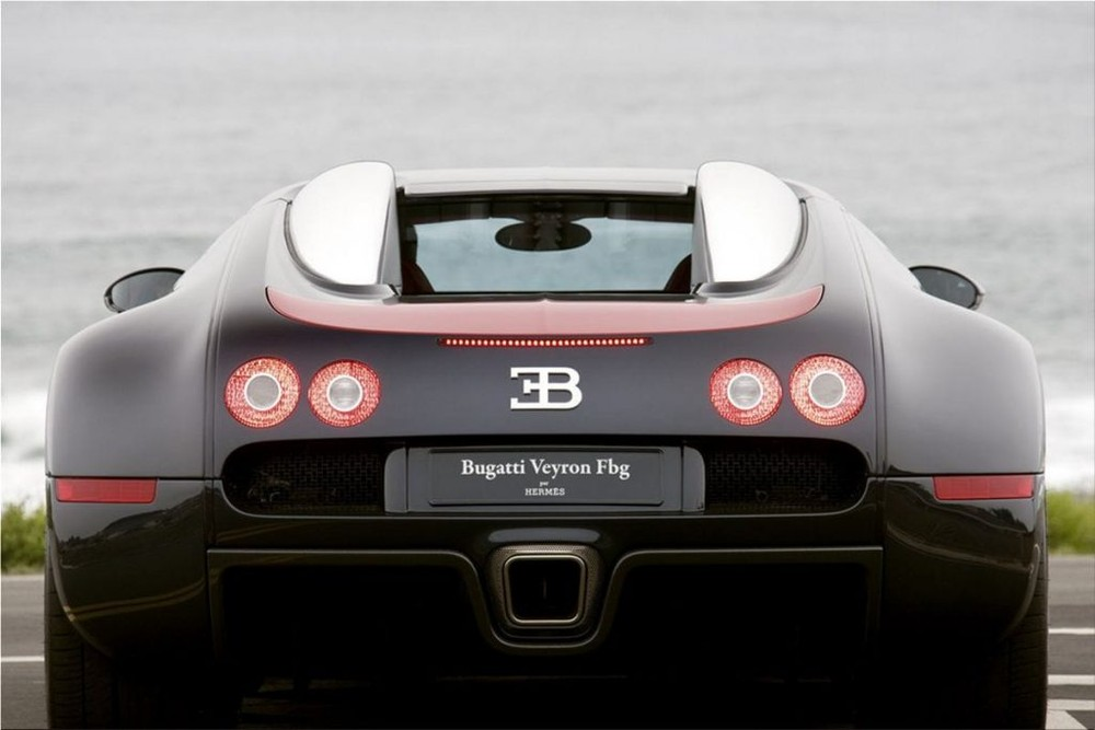Bugatti Veyron FBG par Hermes hay Bugatti Veyron ở Việt Nam đều được trang bị động cơ 16 xy-lanh xếp hình chữ W, dung tích 8 lít, 64 van, 4 trục cam, 4 bộ tăng áp, sản sinh công suất tối đa 1.001 mã lực và mô-men xoắn cực đại 1.250 Nm. Ông hoàng tốc độ này chỉ mất 2,5 giây để tăng tốc lên 100 km/h từ vị trí xuất phát trước khi đạt vận tốc tối đa 408.84 km/h.