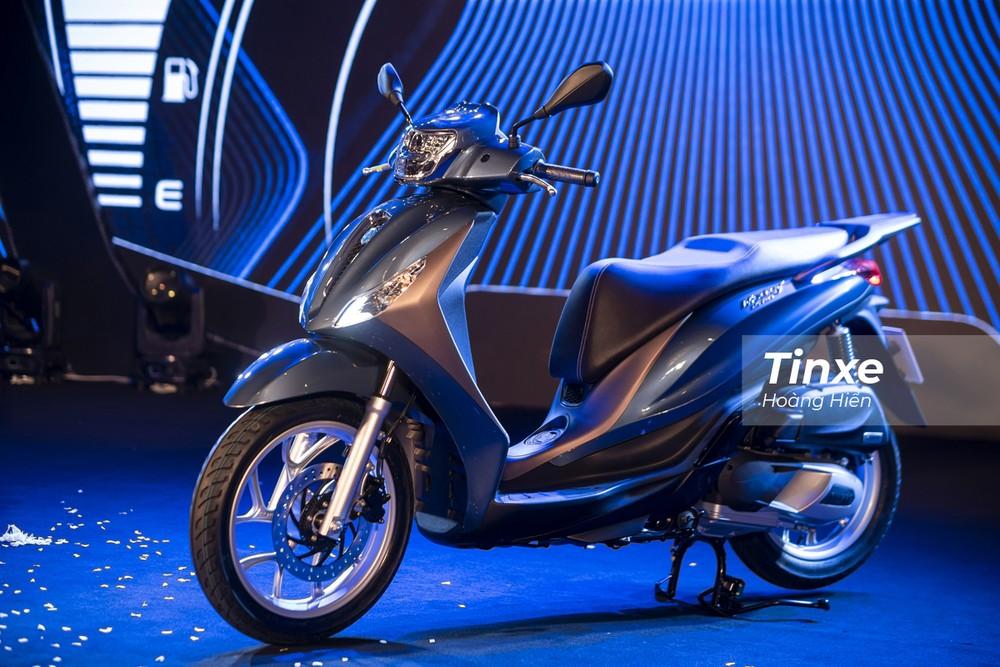 Piaggio Medley ABS 2020 được nâng cấp mạnh về thiết kế.