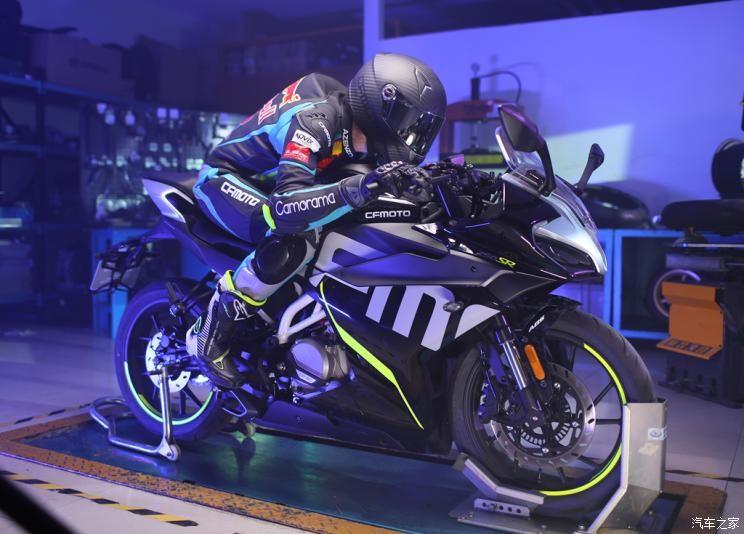 CFMoto 250SR và CFMoto 300SR được giới thiệu tại Trung Quốc