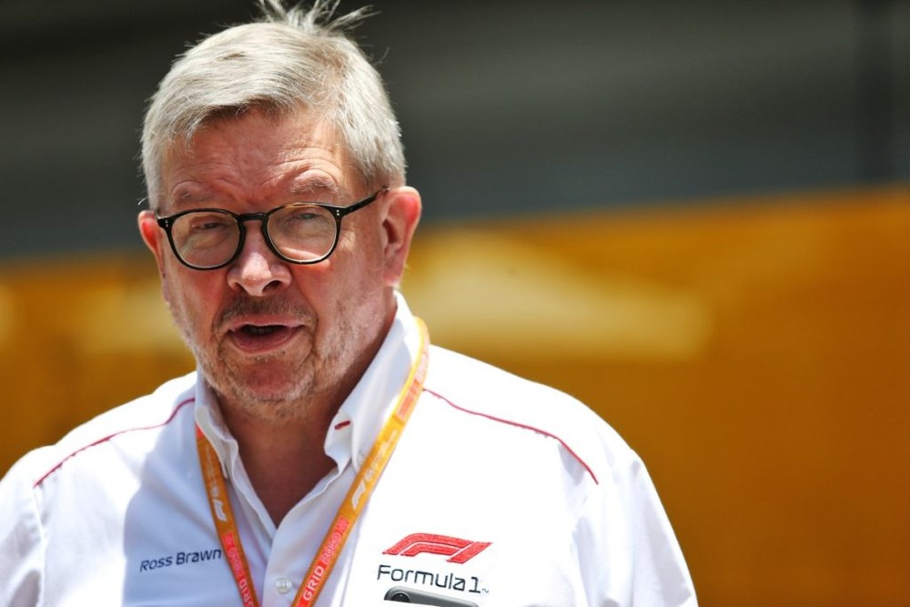 General Director of F1 - Ross Brawn is currently looking for solutions to problems caused by Covid-19 epidemic
