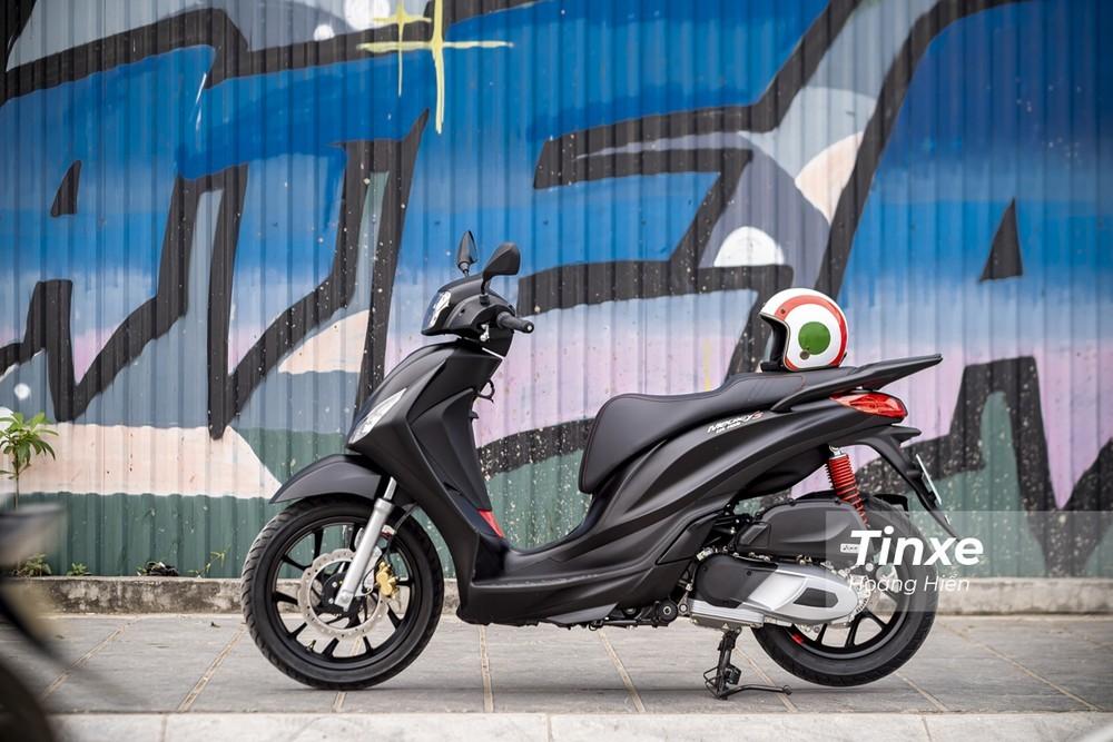 Piaggio Medley ABS 2020 có thay đổi nhỏ về thiết kế
