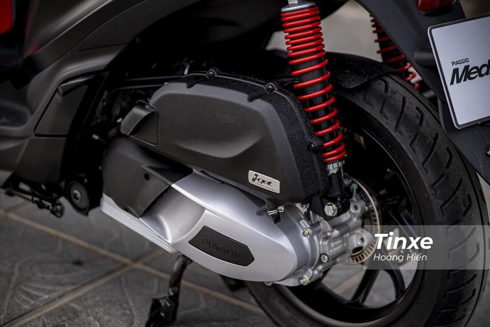 Động cơ i-Get của Piaggio Medley ABS 2020