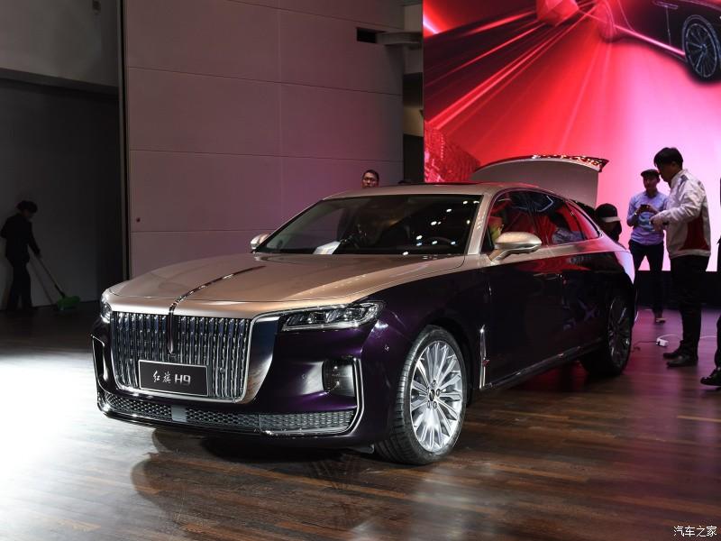 H9 - mẫu xe sang đầu bảng trong dòng H-Series của thương hiệu Hồng Kỳ