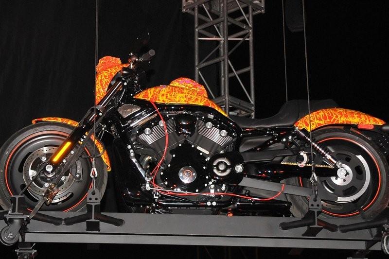 Harley-Davidson Cosmic Starship hiện đang là 1 trong 5 mẫu xe mô tô đắt nhất thế giới