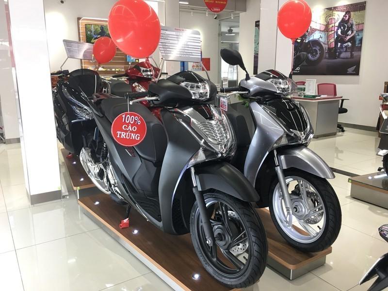 Giá xe ga Honda giảm khá mạnh trong tháng 3 này