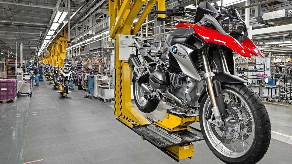 Nhà máy lắp ráp xe BMW Motorrad