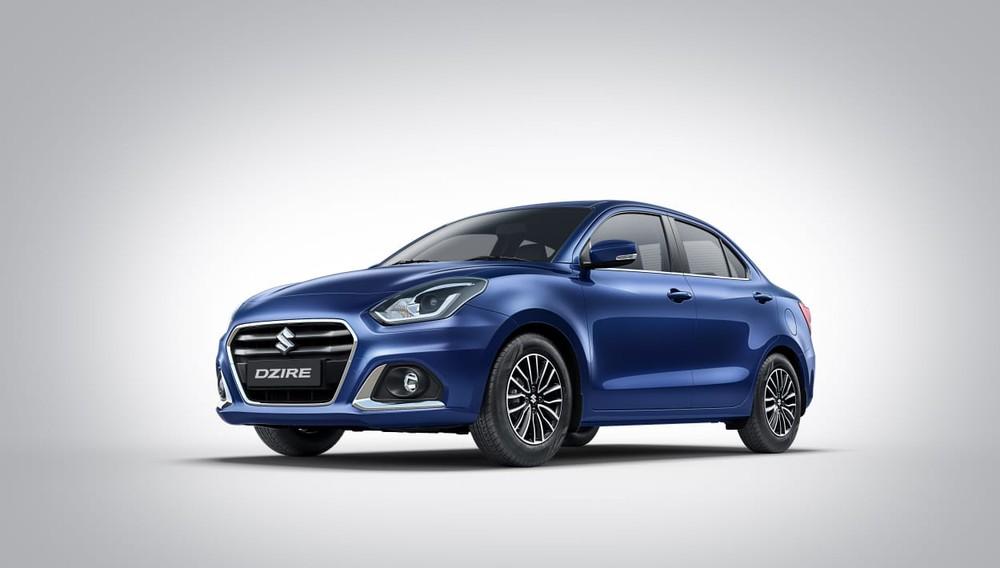 Suzuki Swift phiên bản sedan có thêm công nghệ tiết kiệm xăng