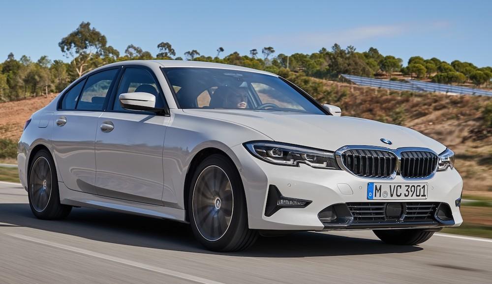 BMW 320i 2020 chuẩn bị được đưa về Việt Nam với 2 phiên bản thấp hơn bản 330i Sport Line