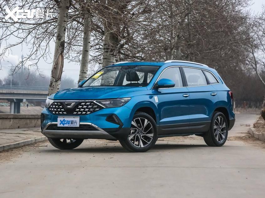 Jetta VS7 là một mẫu SUV gia đình mới ra mắt thị trường nội địa Trung Quốc