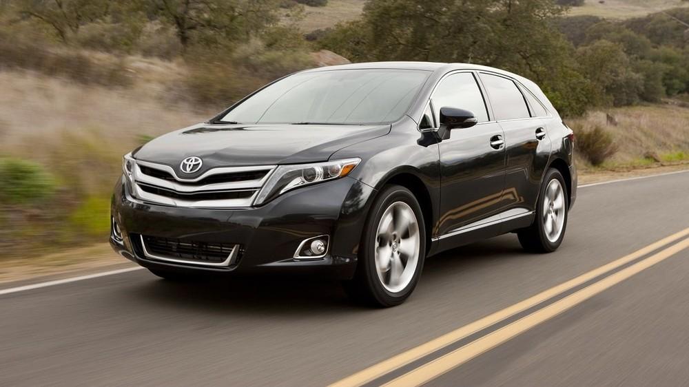 Toyota Venza dự kiến sẽ tái xuất thị trường dưới dạng xe crossover