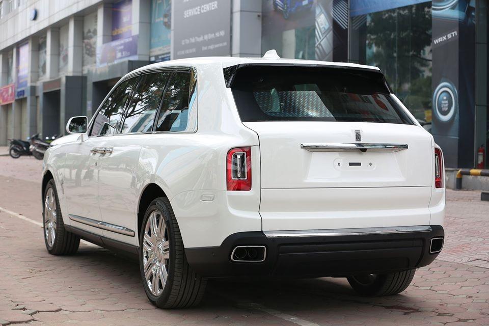 Rolls-Royce Cullinan hiện đang là 1 trong những chiếc SUV được nhiều người săn đón nhất