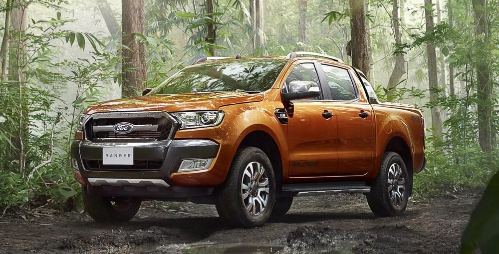 Những mẫu Ford Ranger đời cũ sẽ gặp nhiều ảnh hưởng từ quy định mới