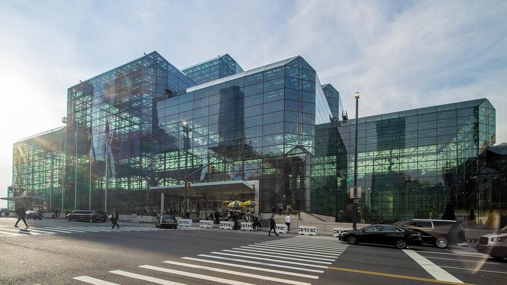 Ảnh minh họa Trung tâm Javits ở Manhattan