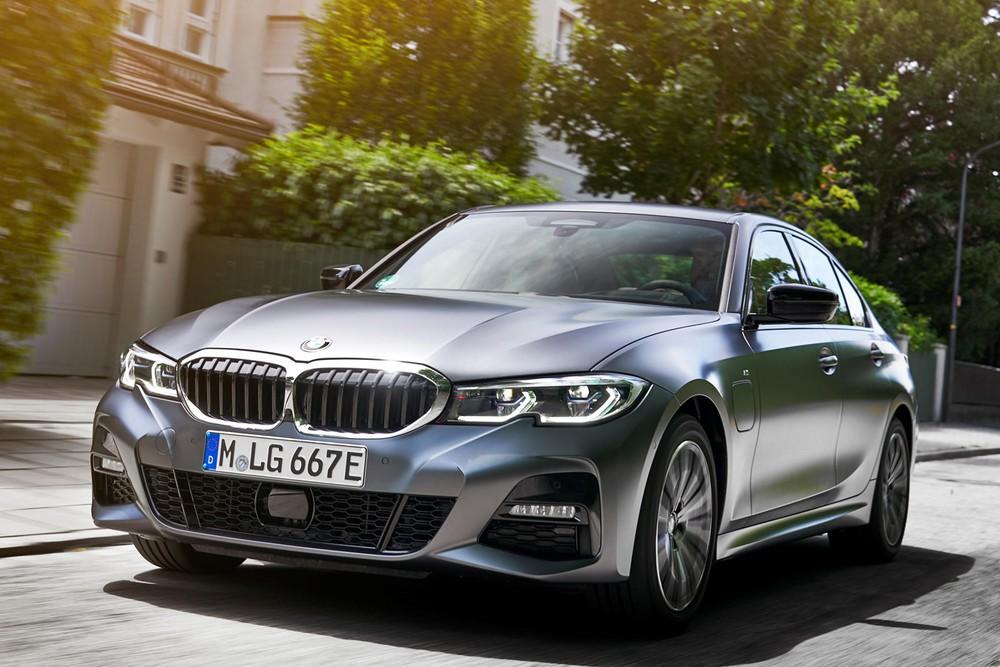 BMW 3-Series 2021 phiên bản tiết kiệm xăng ra mắt thị trường Mỹ