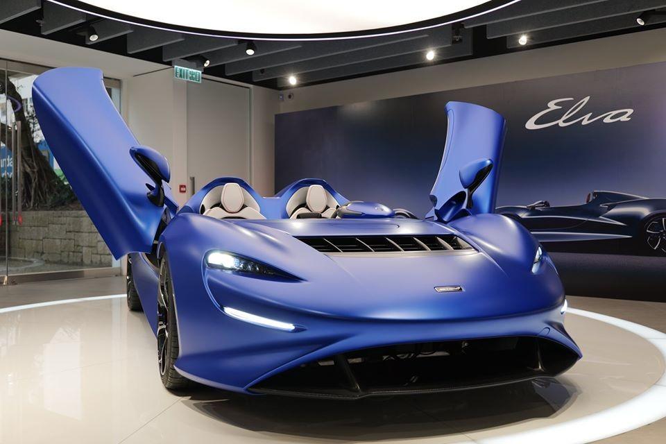 Với số lượng sản xuất giới hạn như thế thì chắc hẳn không phải dễ dàng để giới nhà giàu Hồng Kông rước McLaren Elva về dinh, thay vào đó, đại lý McLaren Hồng Kông đã hoạt động khá tích cực để giúp các đại gia ở đây luôn tìm thấy những suất mua siêu xe giới hạn nhiều nhất có thể. Trước đó, các nhà giàu ở khu vực hành chính đặc biệt của Trung Quốc đã sở hữu 7 trên tổng số 500 chiếc McLaren Senna sản xuất trên toàn thế giới.