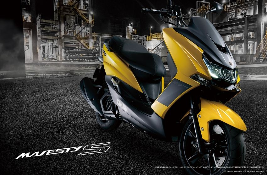 Yamaha Majesty S 155 2020