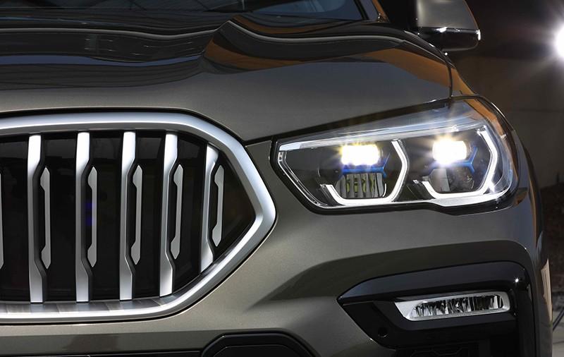 Đèn pha BMW Laserlight
